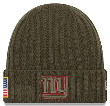 c40c8a7757a6c ... best price new york giants new era 2017 nfl sideline quotsalute to  servicequot knit hat 778b1 ...