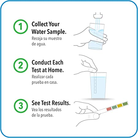 10 x Water Quality Test Kit Free AU Post Delivery 15 in 1