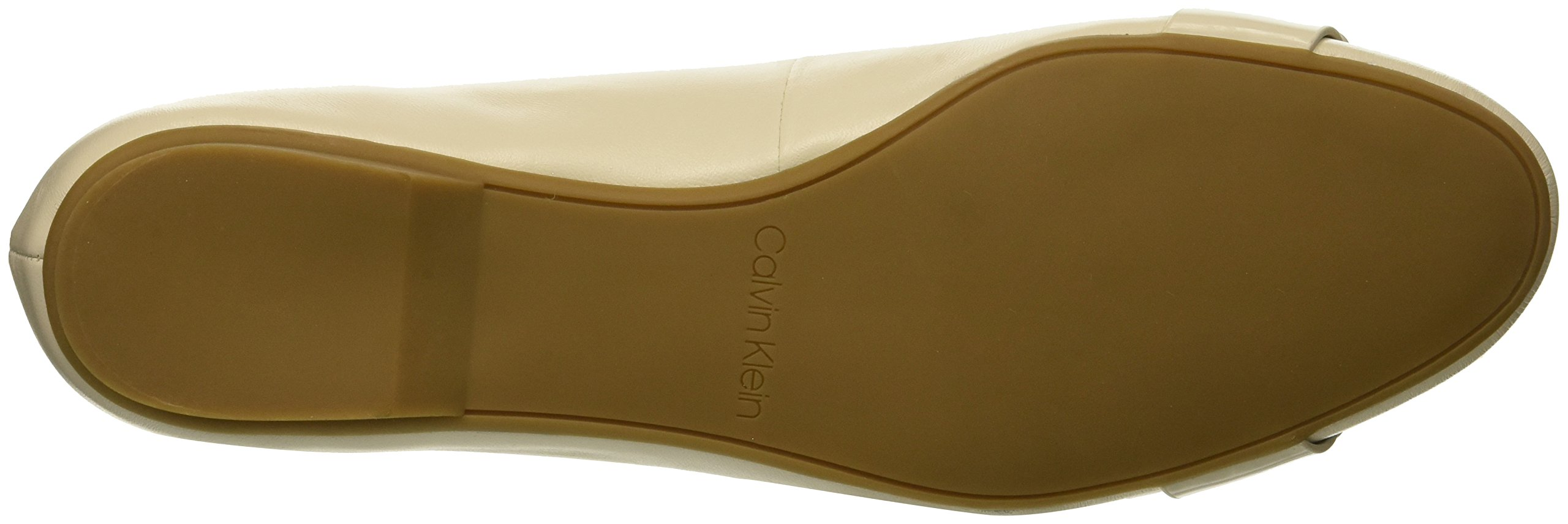 Calvin-Klein-Women-039-s-Oneta-Ballet-Flat-Black-5-M-Choose-SZ-color thumbnail 21