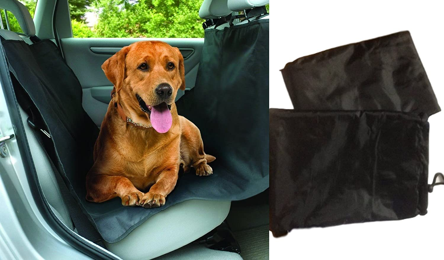 New Pet Dog Rear Back Seat Auto Car Waterproof Blanket Cover With Pouch Protector For Car does not apply