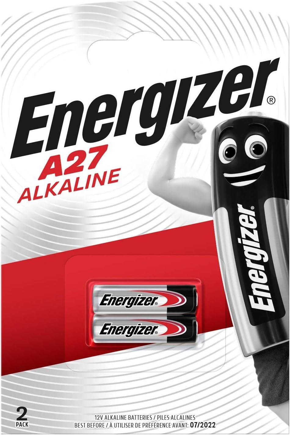BATERIA ENERGIZER SPECJAL. A27 /2 SZT.