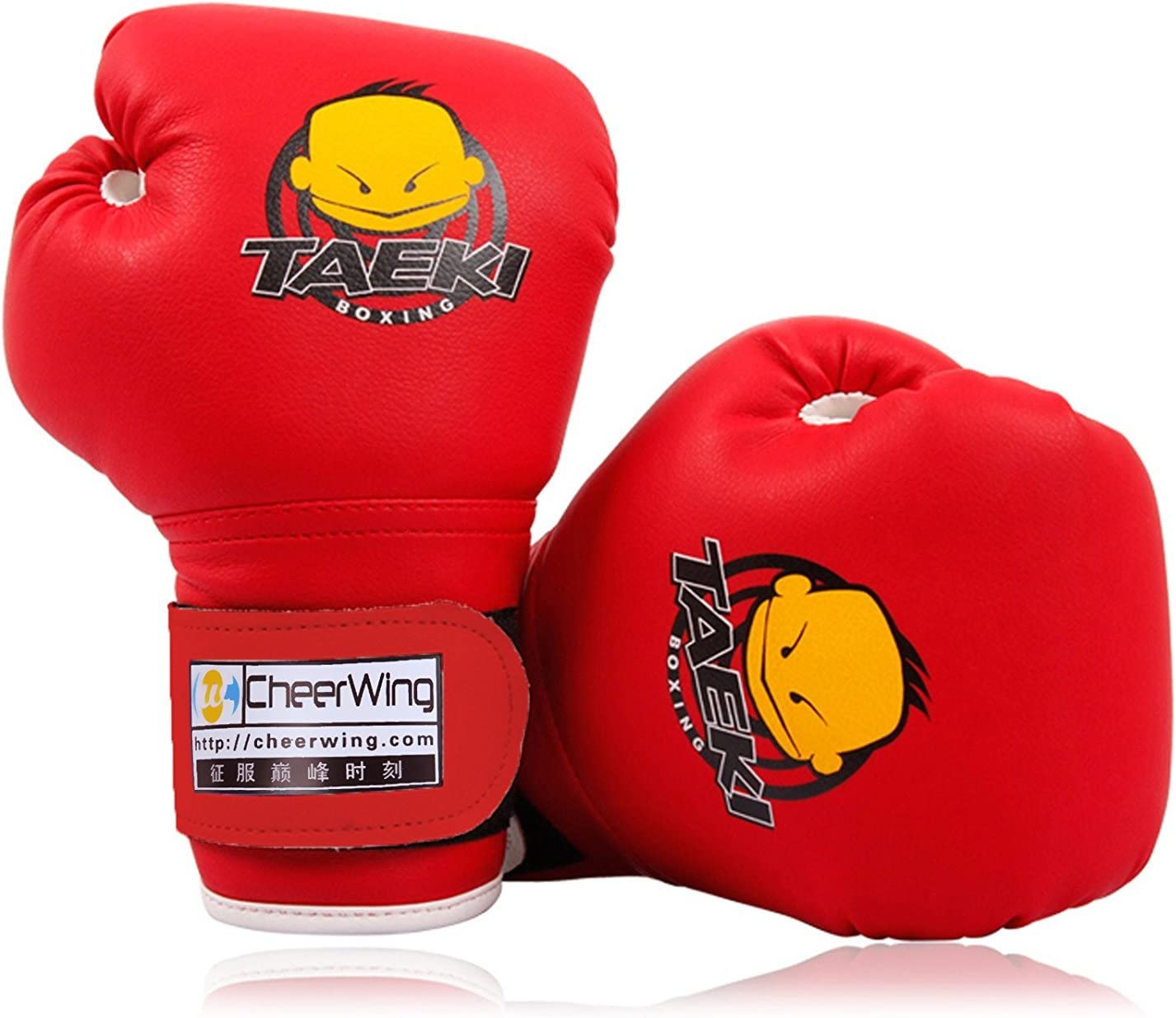 Cheerwing Kids Boxing Gloves 4oz Training Gloves for Youth and Toddler Punching Mitts Kickboxing Muay Thai Gloves : Sports & Outdoors