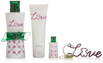 Tous Love - Agua de perfume, 3 piezas (colonia spray 90ml ...
