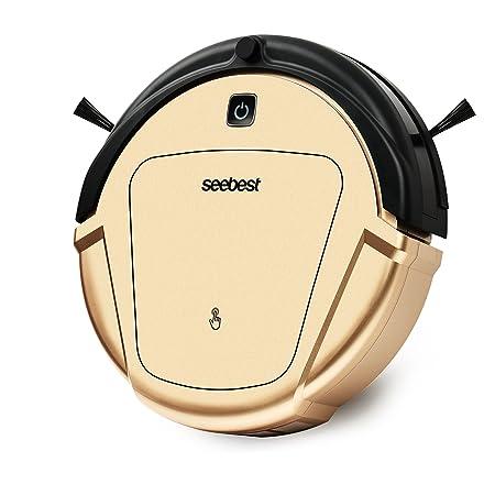 Mar Best Robot aspiradora Oro D750: Amazon.es: Hogar