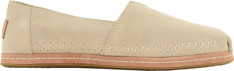 TOMS Alpargata Leather W Scarpa Birch Suede