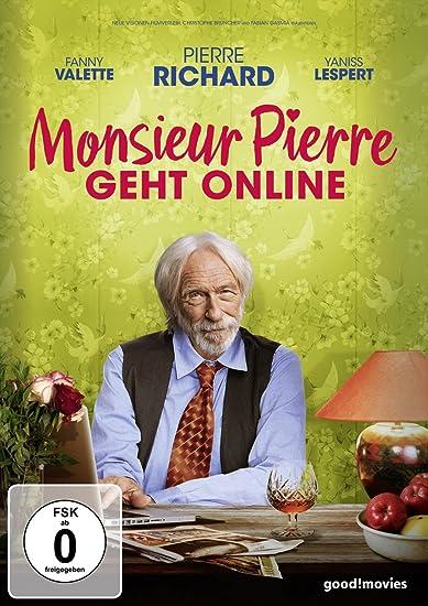 Cover: Monsieur Pierre geht online 1 DVD (circa  95 min)