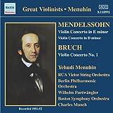 concertos pour violon n°1 &2
