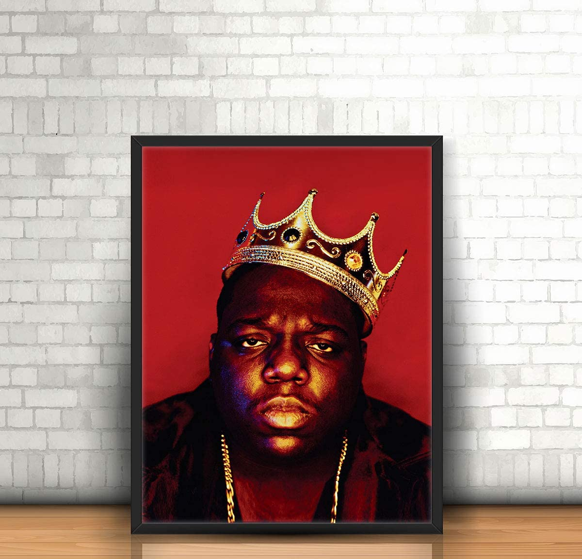 A0 A1 A2 A3 A4 Sizes Biggie Smalls Notorious BIG Luke Cage Giant CANVAS ART