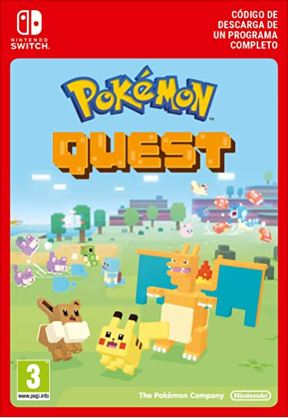 Pokémon Quest - Switch Download: Amazon.es: Videojuegos
