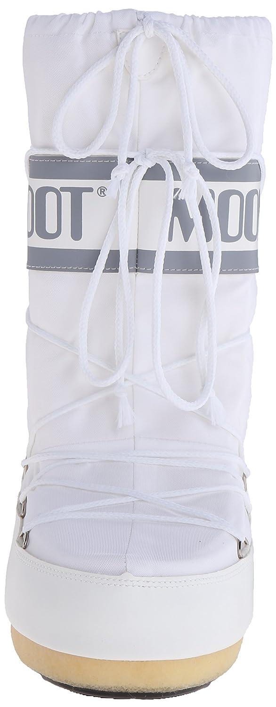Moon Boot Unisex 140044, Stivali Invernali Unisex Boot Bianco Bianco 006) 077cce