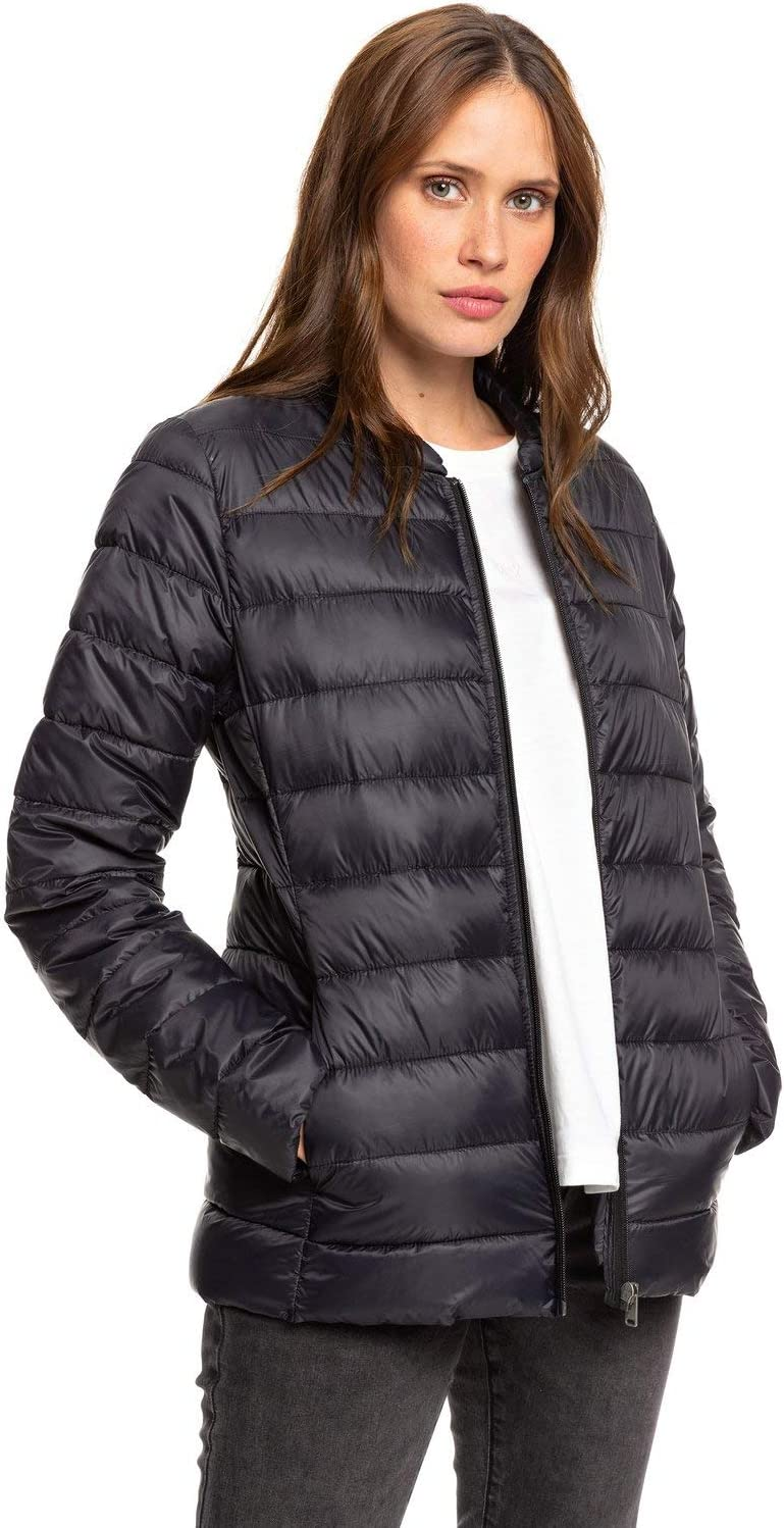Roxy Endless Dreaming-Chaqueta Aislante Comprimible para Mujer Impermeable