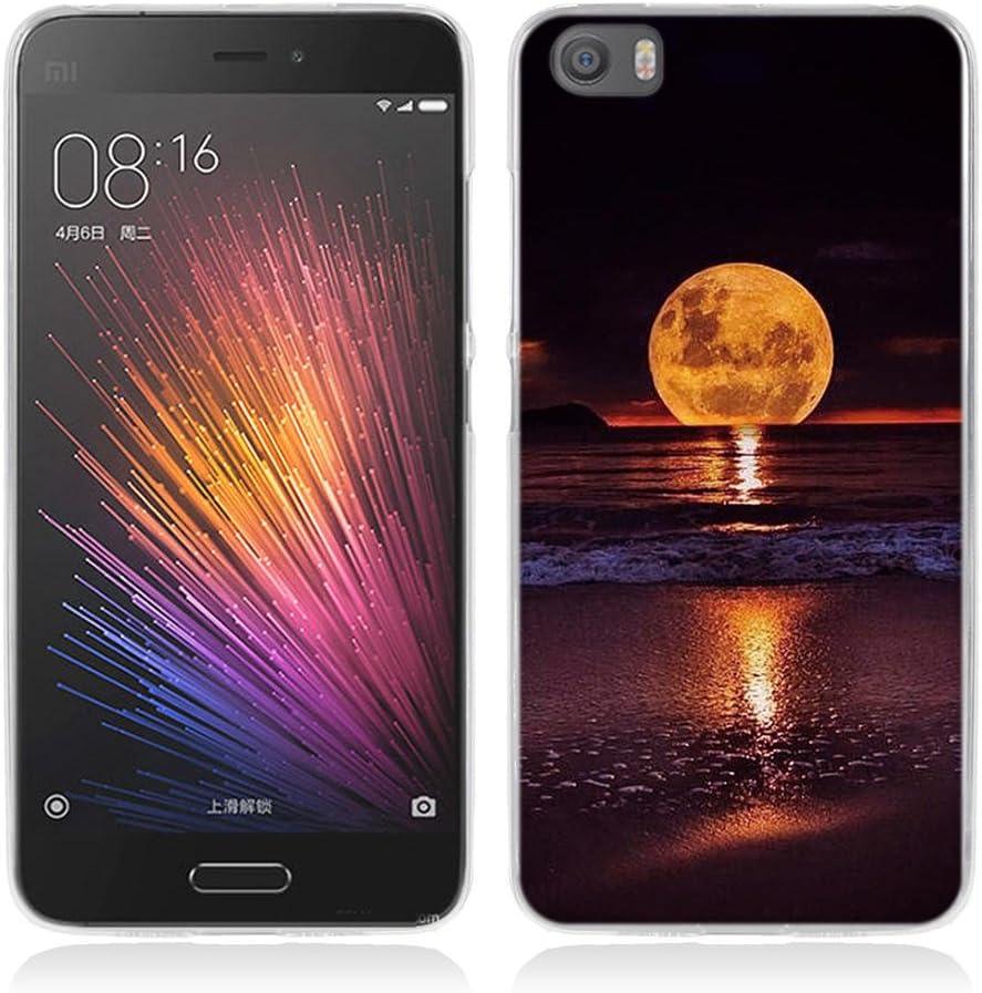 Funda para Xiaomi Mi5-Fubaoda-Alta Calidad Serie Hermosa Aurora ...