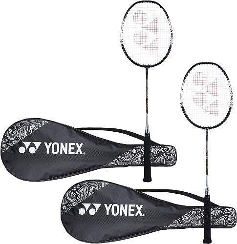 1. Yonex ZR 100 Light Aluminum Blend Badminton Racquet