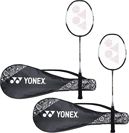 Genuine YONEX Soft Tennis Racquet Full Cover Bag Black