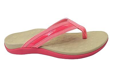 35435baf8d7d18 Scholl Orthaheel Tide II Womens Comfort Thongs - Size  10 AUS - Color   Watermelon