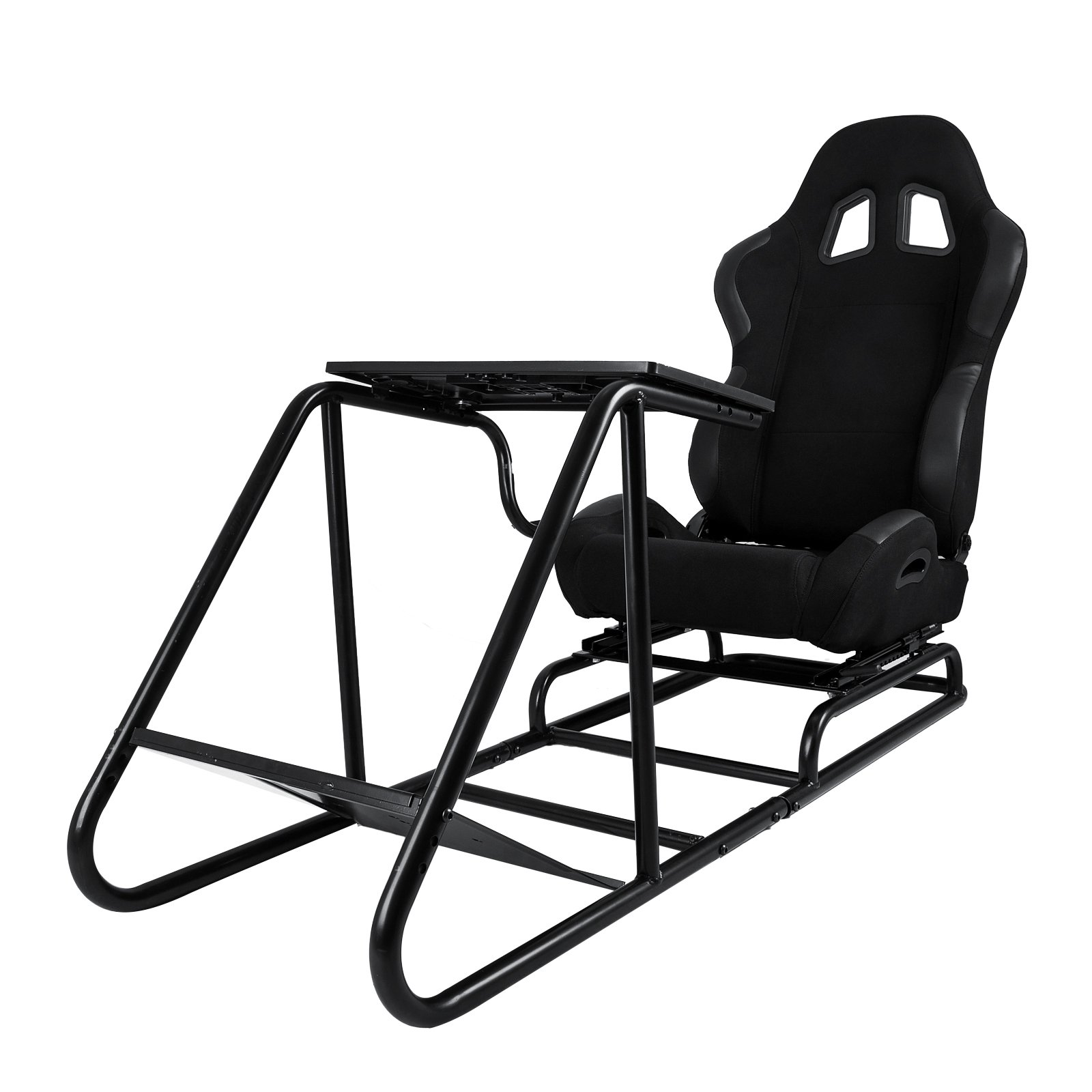Happybuy Video Gaming Seat Driving Race Chair Simulator Cockpit with Gear Shift Mount for PS3 PS4 XBOX  sc 1 st  Amzn.promo & Happybuy Video Gaming Seat Driving Race Chair Simulator Cockpit with ...