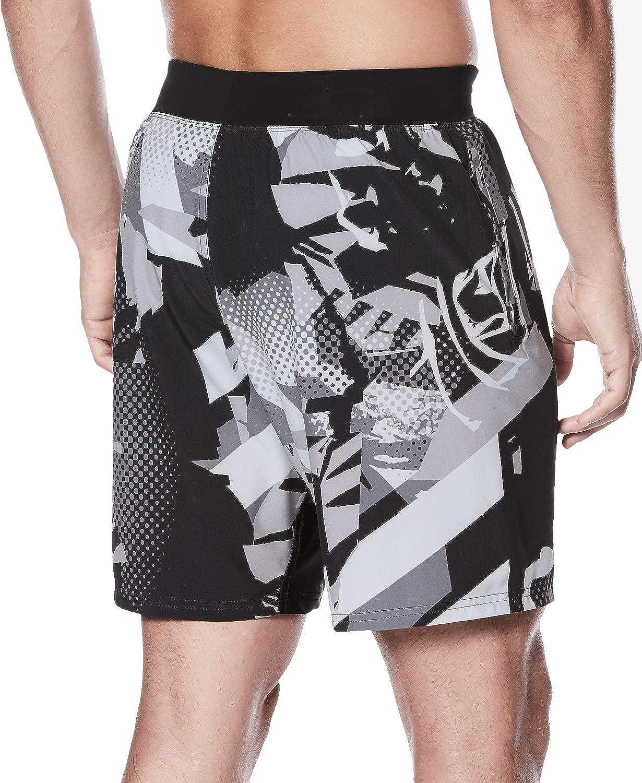 Nike Mens Printed Board Shorts Swim Trunks