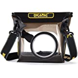 DiCAPac WP-S3 High-End and Mirrorless Camera Series Waterproof Case
