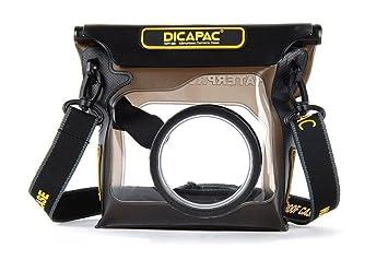 Amazon.com: DiCAPac USA Inc. WP-S3 – Funda impermeable para ...