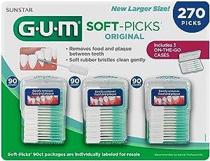 GUM Soft-Picks, Original (270 ct.) Special Value Size, 1 Pack