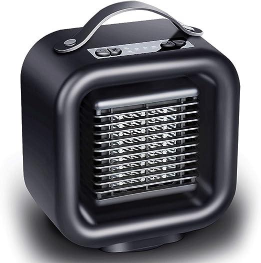Personal Mini Calentador de espacios, práctico ventilador ...