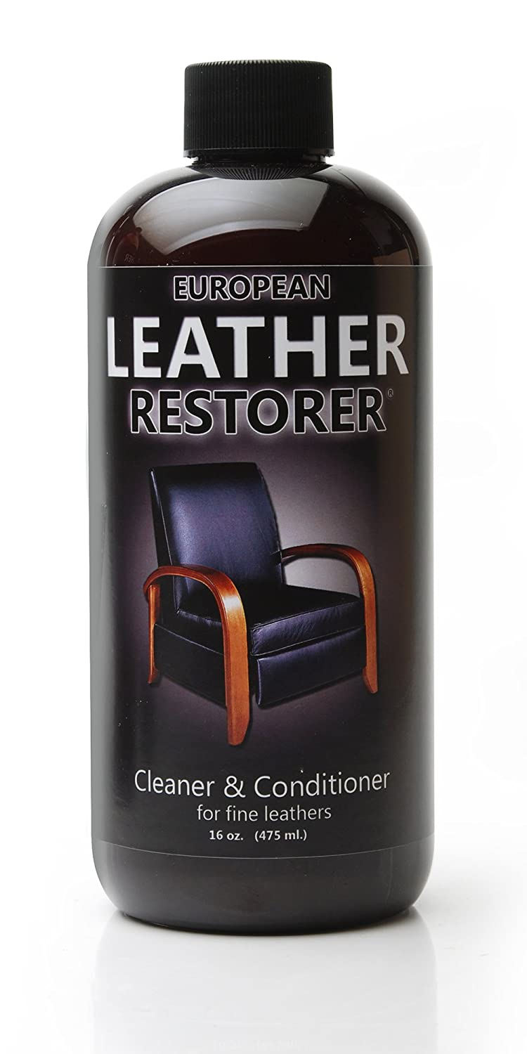 Amazon.com: European Leather Restorer - The Best One Step Leather ...