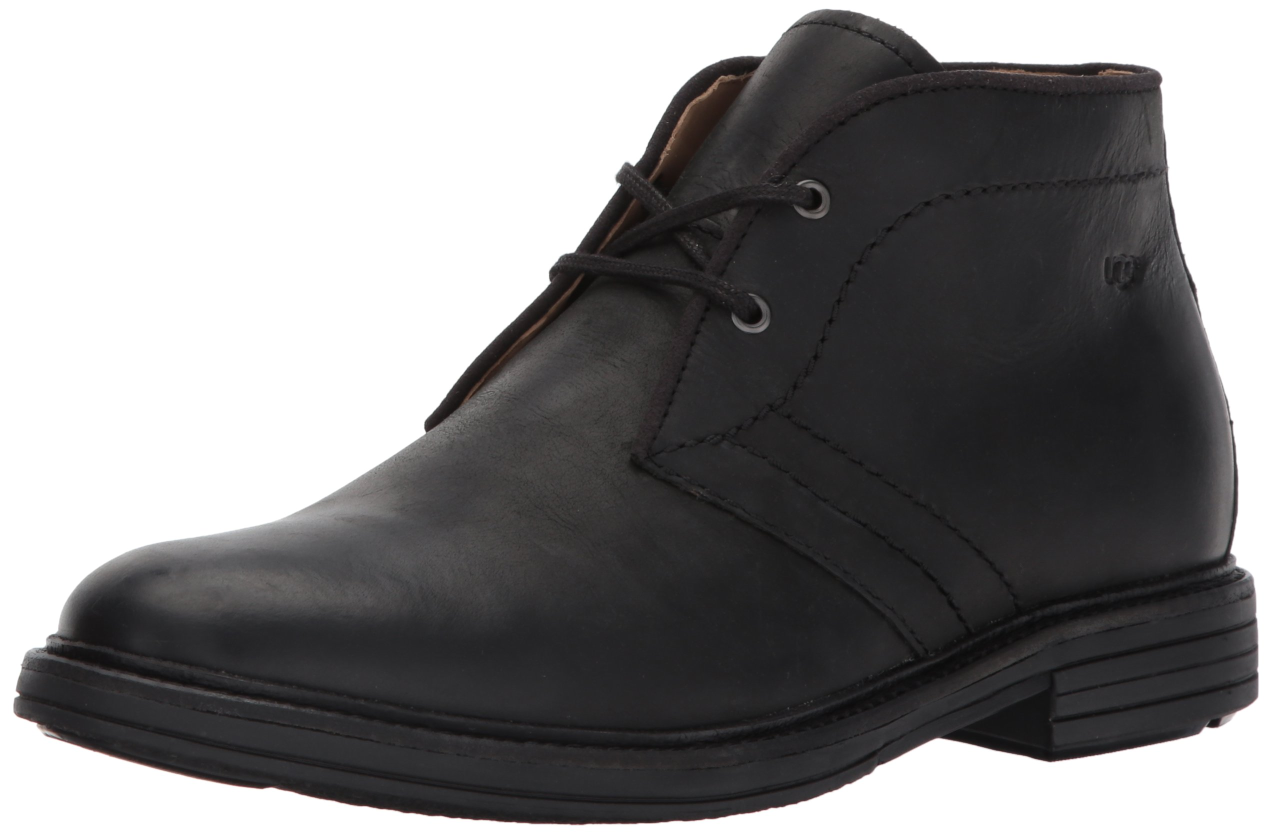0db9556e576 Galleon - UGG Men's Dagmann Chukka Boot, Black, 8 M US