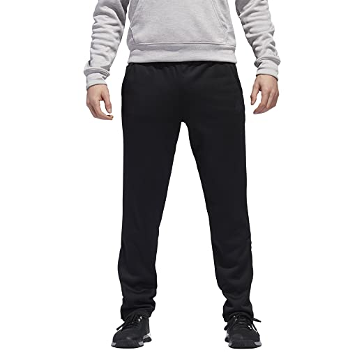 e135719b adidas Men's Athletics Team Issue Fleece Slim Pant, Black, 3X-Large
