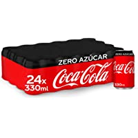 Coca-Cola Zero Azúcar Lata - 330 ml (Pack