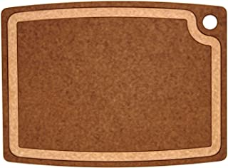 product image for Epicurean Gourmet Series Cutting Board, 17.5-Inch by 13-Inch, Nutmeg/Natural