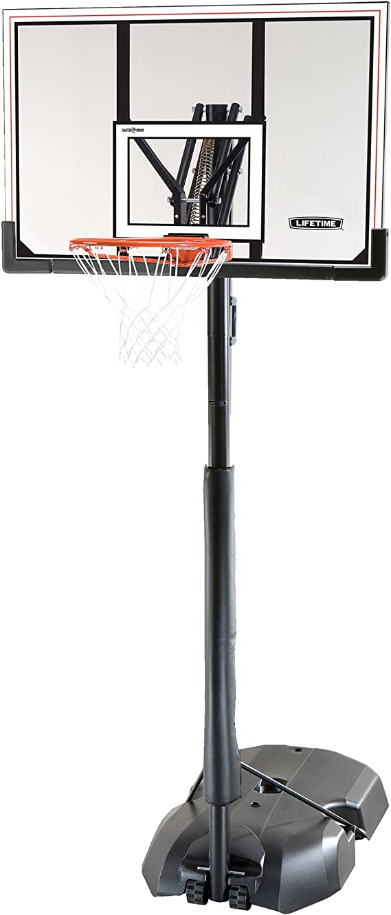 Lifetime 51544 Front Court Portable Basketball System