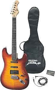 Pyle-Pro PGE55 Professional 42'' Deluxe Sunburst Finish Electric Guitar