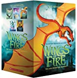Wings of Fire Box Set, The Jade Mountain Prophecy (Books 6-10)