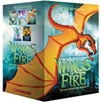 Wings of Fire Box Set, the Jade Mountain Prophecy (Books 6-10);Wings of Fire