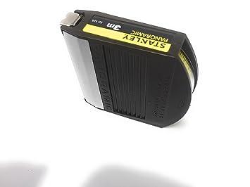 1-32-125 Stanley Taschenbandmaß Kunststoff 3m Panoramic