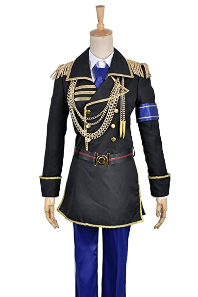 Anime K RETORNO DE REYES Fushimi Saruhiko uniforme Militar ...
