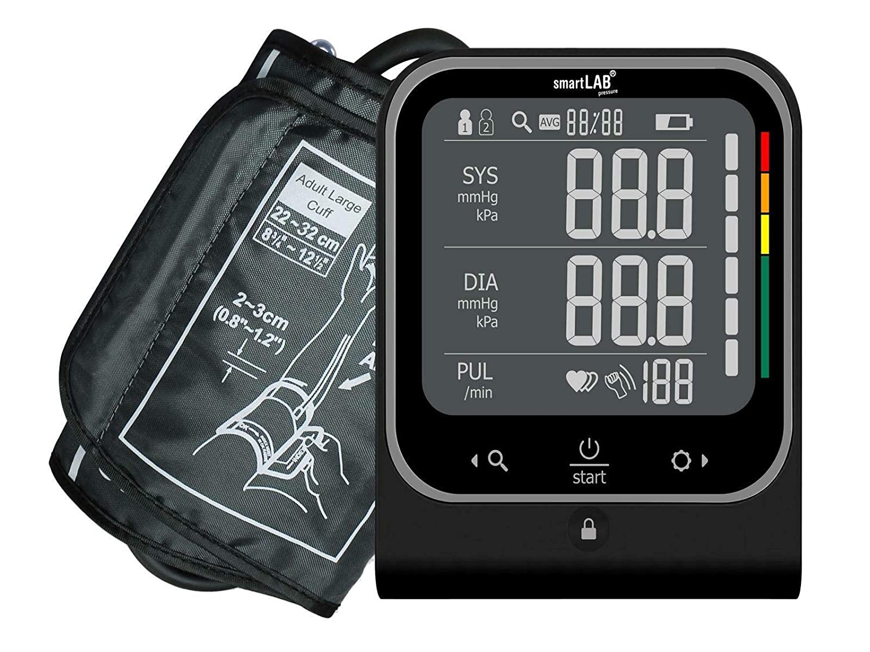 smartLAB Pressure brazo Tensiómetro | - Medidor de presión ...