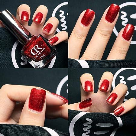 Amazon.com : Nail Chrome Polish Gel for Girls, Iuhan Clearance Womens Gel Nail Polish Nail Art Nail Gel Polish UV LED Gel Dazzle Color Nail Polish (I) : ...
