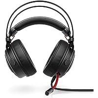 HP Omen 800 Gaming Headset, Black, 1KF76AA