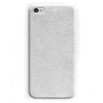 Amazon.com: Funda para iPhone 6 6s 7 8 Plus de gamuza con ...