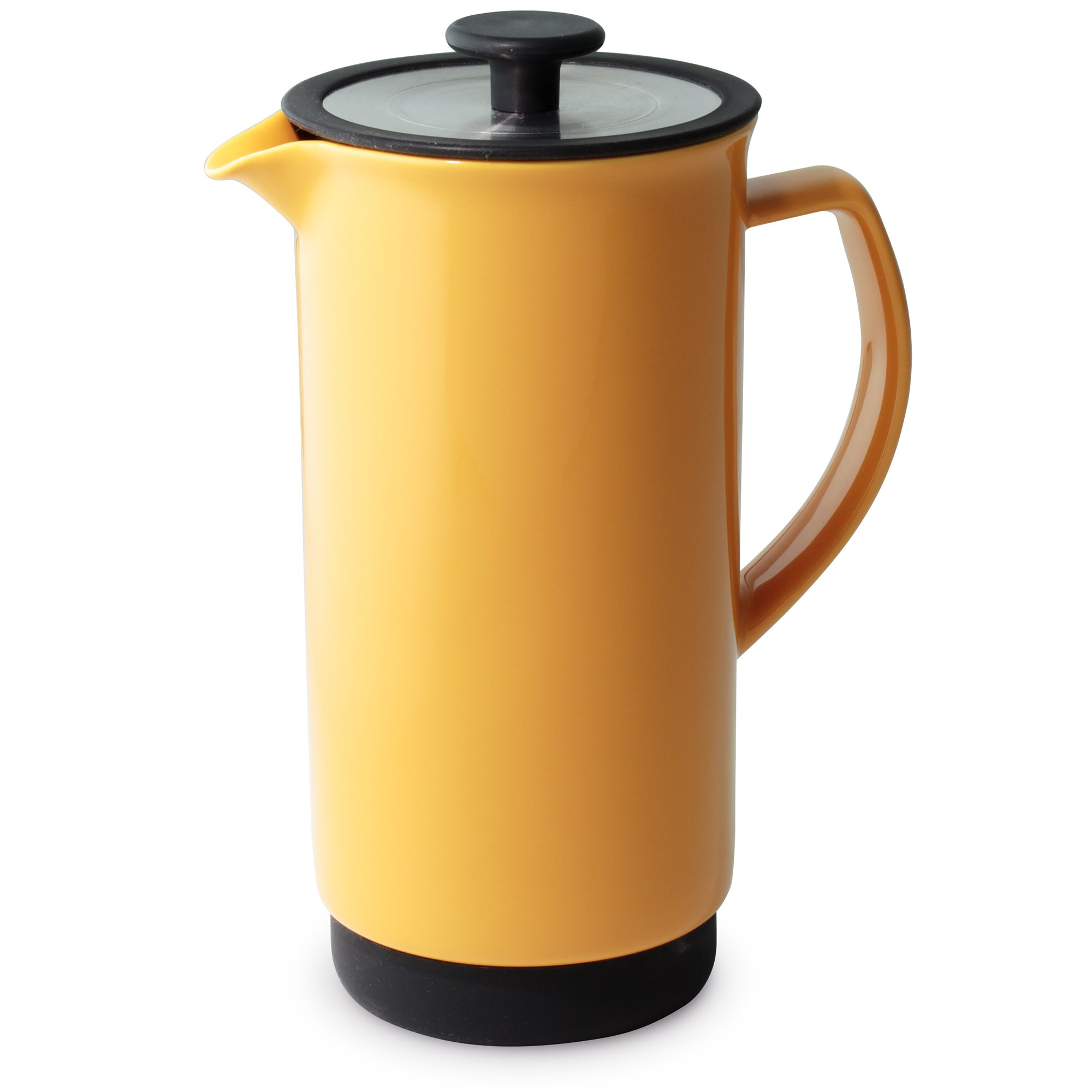 FORLIFE Cafe Style Coffee/Tea Press, 32-Ounce, Mandarin