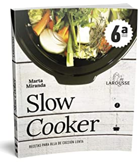 Crock-Pot SCCPRC507B Olla de cocción lenta digital para preparara ...