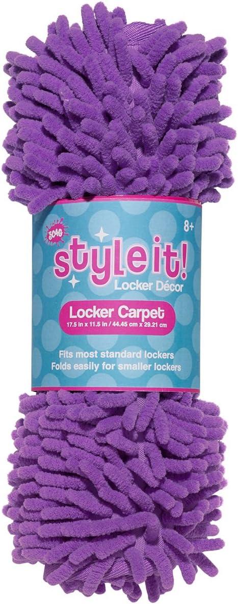 3C4G Locker Carpet, Purple