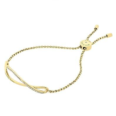488fae356d6e6d Michael Kors Women's Gold Bracelet MKJ6617710: Amazon.co.uk: Jewellery