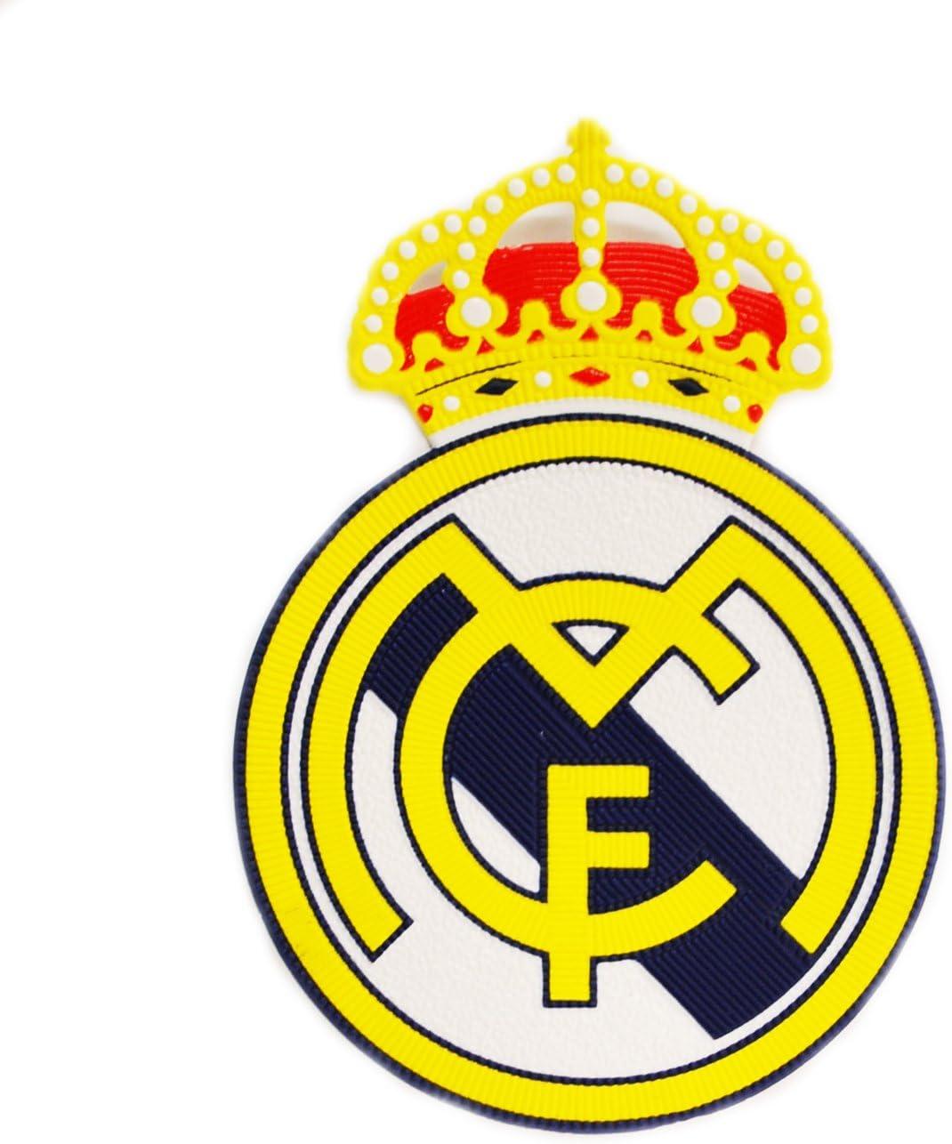 Real Madrid fútbol Shield parche: Amazon.es: Deportes y aire libre