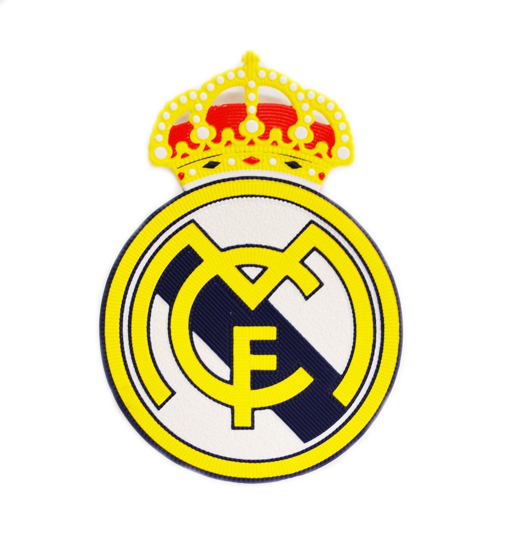 Real Madrid Soccer Shieldパッチ B007BH13YC