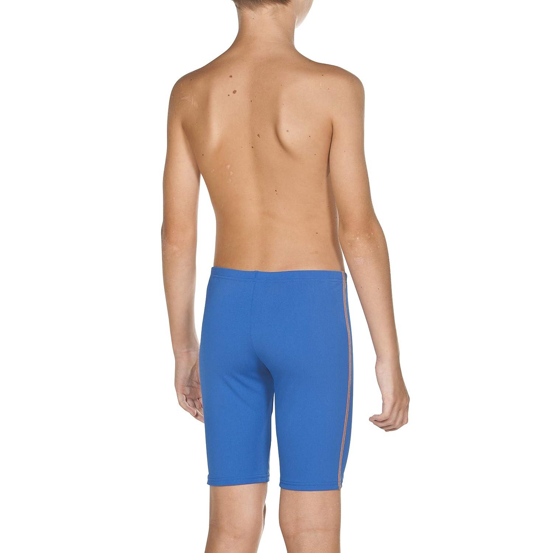 ARENA Boys Swim Trunks Biglogo Jammer Royal-Tangerine 24