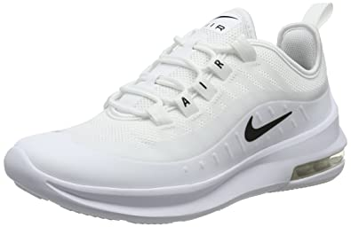 NIKE Air Max Axis (GS), Sneakers Basses Homme, Blanc (White/