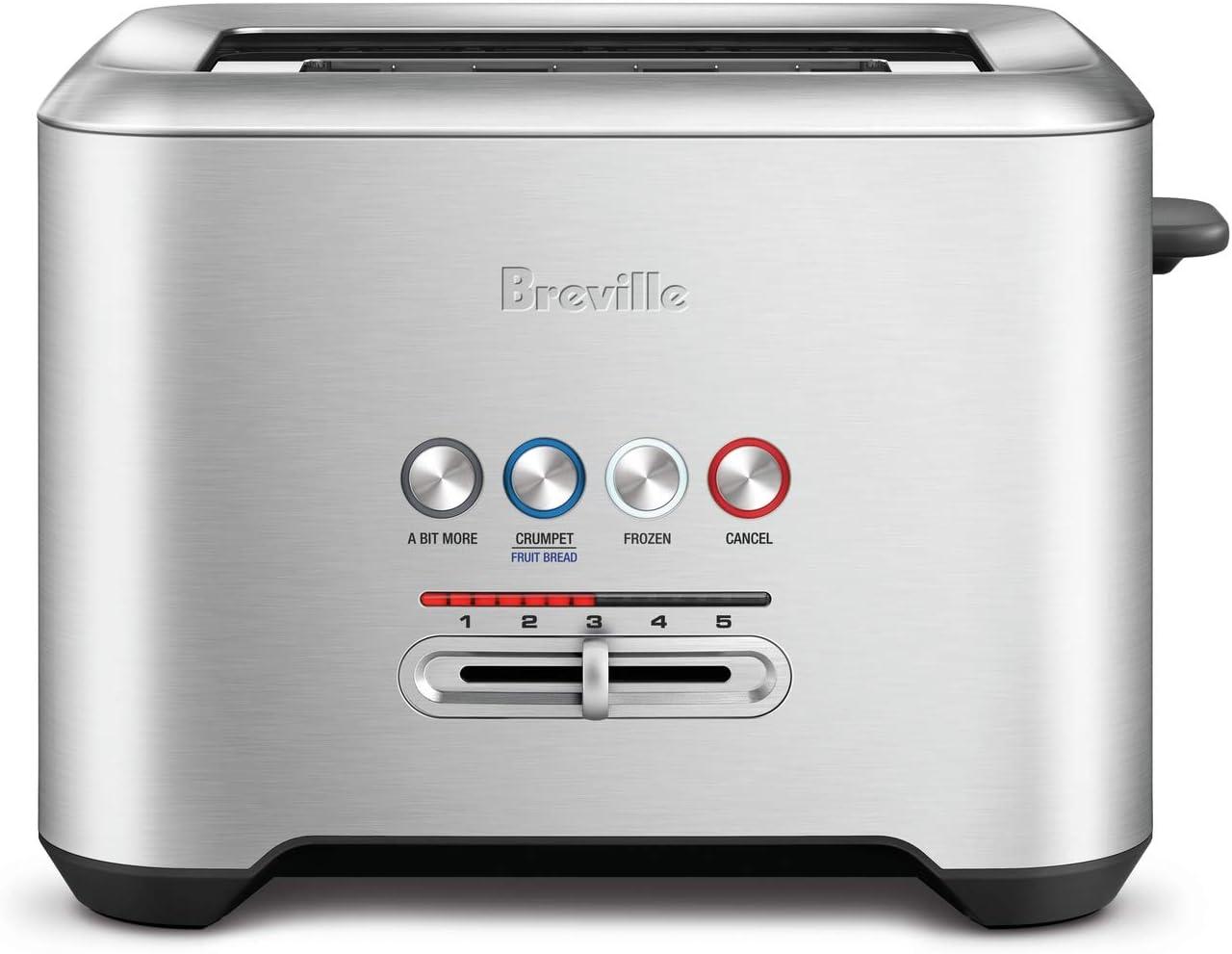 Breville BTA720XL Bit More 2-Slice Toaster