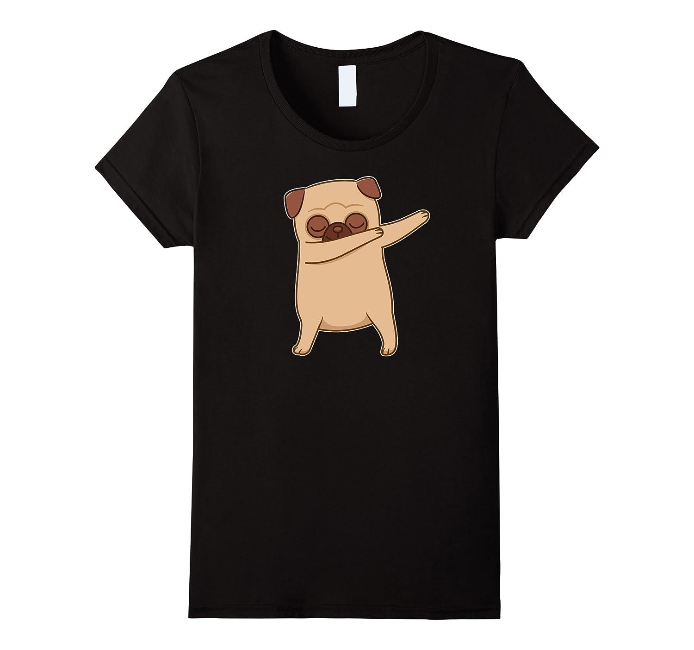 Pug Dab – Dabbing Pug – Pug Dabbing Cute Dog Funny TShirt